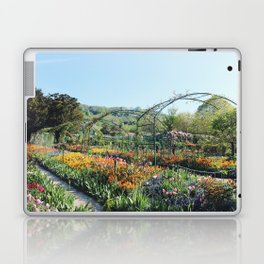 Monet's Garden Laptop & iPad Skin