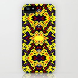 Colorandblack serie 58 iPhone Case