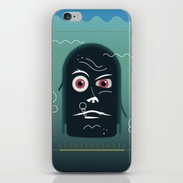 What is this?! iPhone Skin