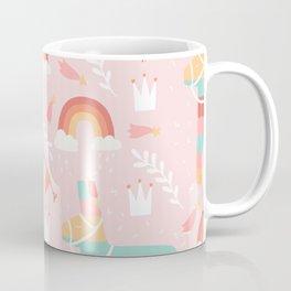 Blush Mexican Piñata Coffee Mug