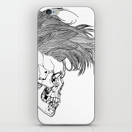 Death is New Punk iPhone & iPod Skin