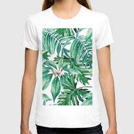 Tropical jungle T-shirt
