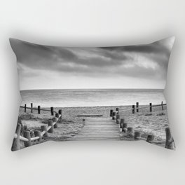 Come to the beach.... Summer dreams Rectangular Pillow