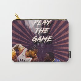 just play the game Carry-All Pouch