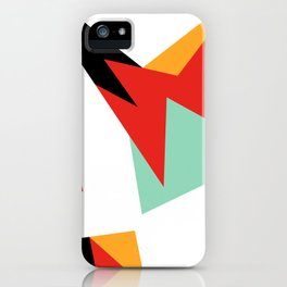VII Hare iPhone Case
