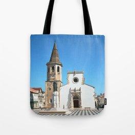 Tomar, Portugal (RR 189) Analog 6x6 odak Ektar 100 Tote Bag