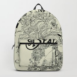 Dead & Co. Atlanta 2017 Backpack