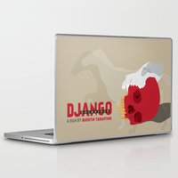 django Laptop & iPad Skins featuring Django Unchained by Geminianum