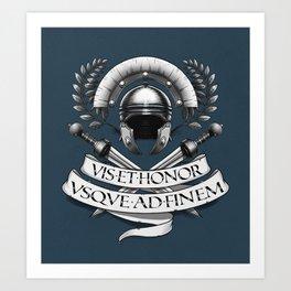 Centurion T Art Print