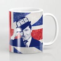 avenger Mugs featuring Original Avenger  by Kramcox