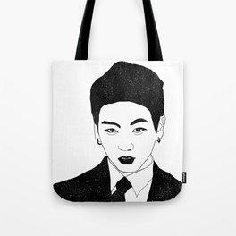 Jungkook Tote Bag