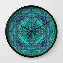"""Dyson"" - (Original Digital Artwork by Vincent Ferraro) Wall Clock"
