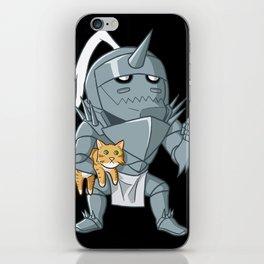 Alphonse Elric - FMA iPhone Skin