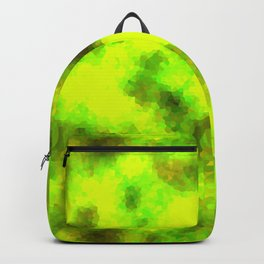 Stained Glass Camo -- BioHazard Backpack