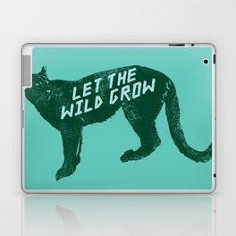 Let The Wild Grow Laptop & iPad Skin