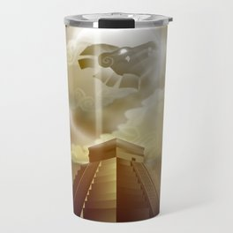 El Castillo Travel Mug