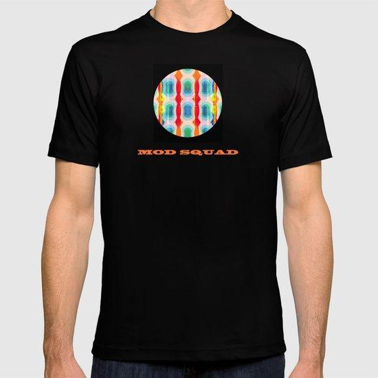 Mod Squad Wallpaper Stripe T-shirt