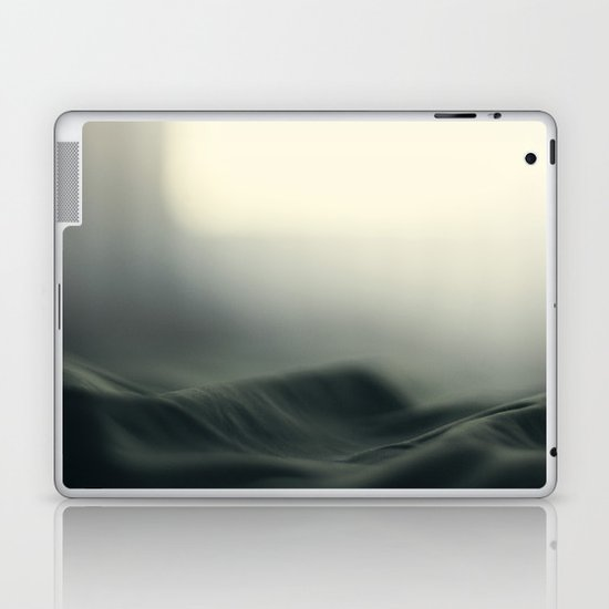 a sea of bed covers ...  Laptop & iPad Skin