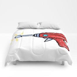 Ray Gun Comforters