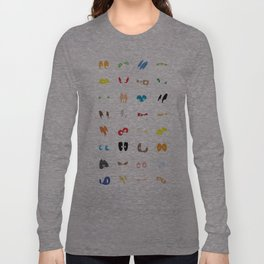 Different Eyes Long Sleeve T-shirt