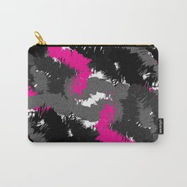 Wild cluster: pink Carry-All Pouch