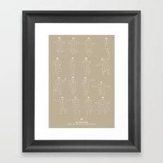 The Producers Framed Art Print