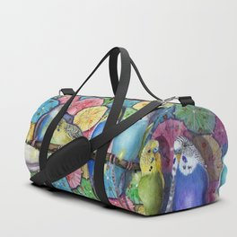 Parakeet Theater Duffle Bag