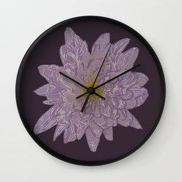 Imperfection Wall Clock