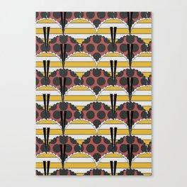 Bra Pattern Canvas Print