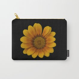 Yellow margarite Carry-All Pouch