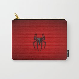 Spider Logo Carry-All Pouch