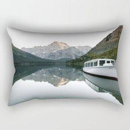 Morning Eagle Rectangular Pillow