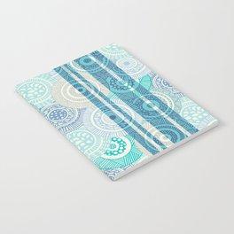 Circles / Stripes Notebook