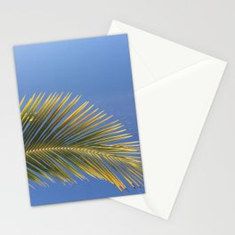 Palm In the Sky Stationery Cards