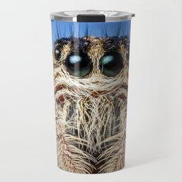 Jumping Spider Travel Mug