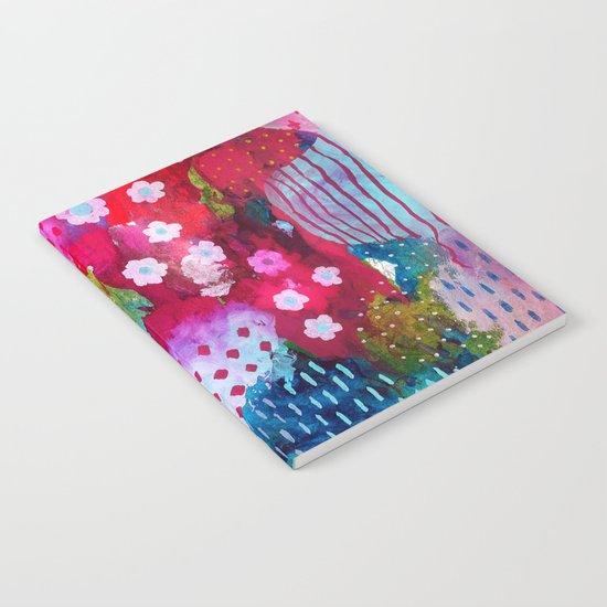 Flower Festival 2 Notebook
