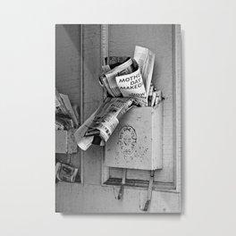 Flew The Coop... Metal Print