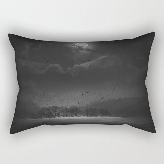 Rikers Island Rectangular Pillow