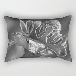 Tropical Flower Rectangular Pillow