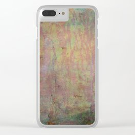 Simon Carter Painting Hinterland Clear iPhone Case