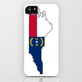 North Carolina iPhone Case