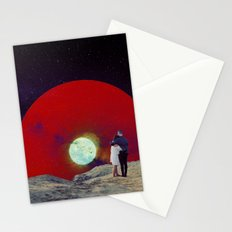Together with the Sunset Stationery Cards