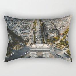 Rise & shine over the Arc! Rectangular Pillow