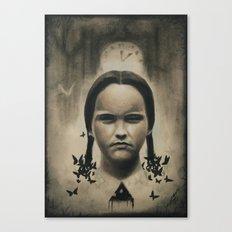 merlina adams Canvas Print