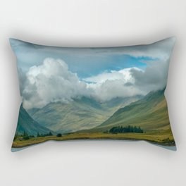 Cloudy afternoon in Connamara Rectangular Pillow