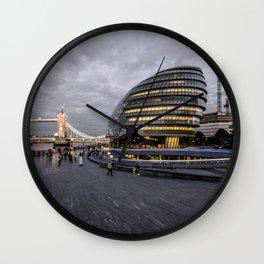 F O S T E R | architect | London City Hall II Wall Clock