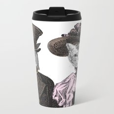 The Owl and the Pussycat Metal Travel Mug
