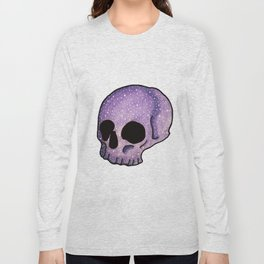 Skull of the Universe Long Sleeve T-shirt
