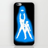 tron iPhone & iPod Skins featuring Tron by KewlZidane
