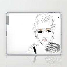 Pouty Stefani Laptop & iPad Skin